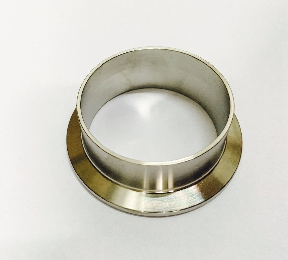Quot mm sunitary stainless steel ss od coupling