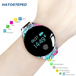 H8 Silicone Smartwatch Motion detection Smart Watch Sport Fitness Men Women Wearable Devices For IOS Android