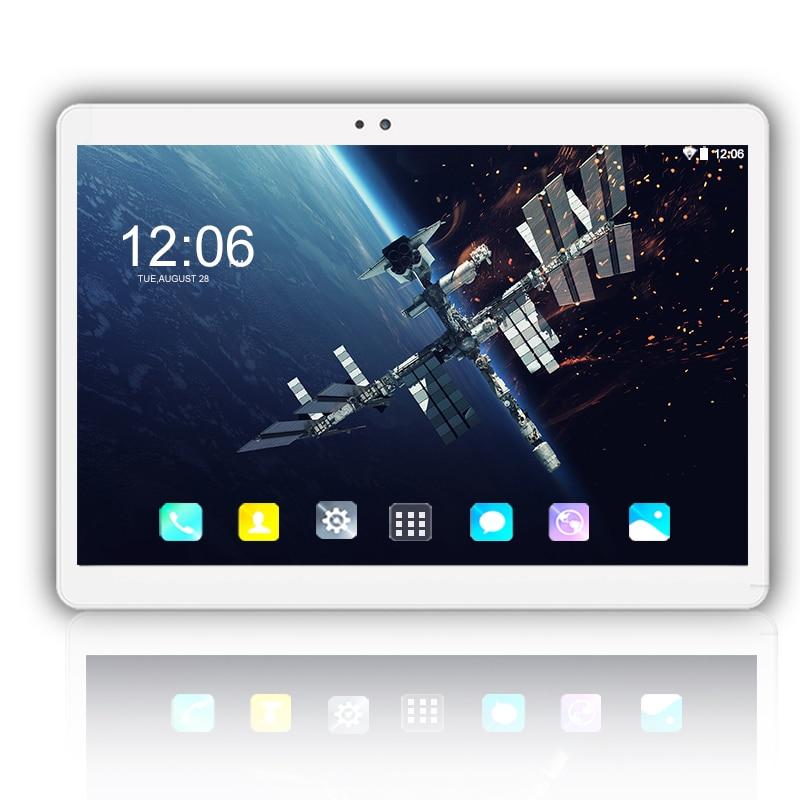 2019 New 10 Inch Tablet PC Android 8.0 Octa Core RAM 6GB ROM 64GB Dual SIM Card FM WIFI Bluetooth MT8752 MID Tablets Pcs 10 10.1