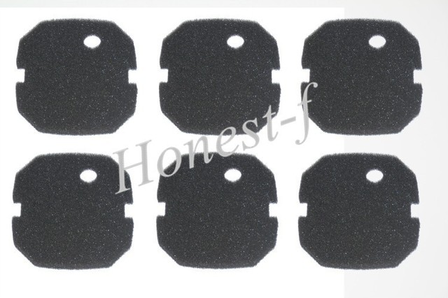 Fine Filter Foam  For AquaOne Aqua One AQUIS 1200/1250 and 1000/1050