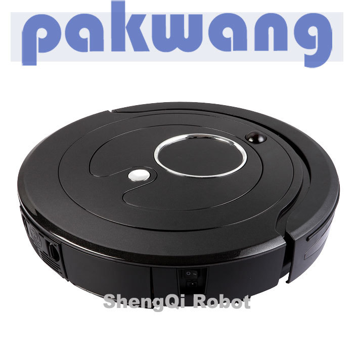 2016  new products Multifunction A380 Robot Vacuum Cleaner  (Sweep,Vacuum,Mop,Sterilize) Touch Screen,Schedule,2 Side Brush