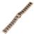 18mm 20mm 22mm Cerâmica & Stainless Steel Watch Band para t035 tissot prc200 t055 t097 wrist strap butterfly fivela de cinto pulseira