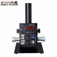 Led CO2 Jet Machine RGB Leds DMX CO2 Cryo Fog Machine Co2 Guns DJ Cannons
