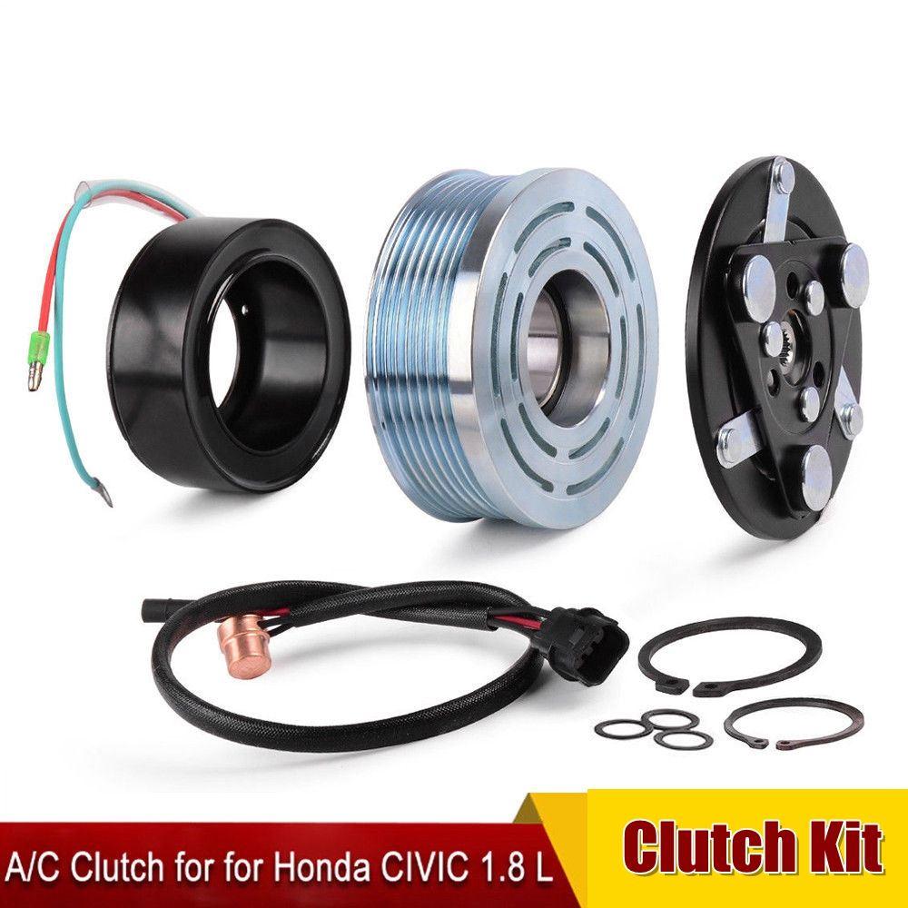 Auto A/C Compressor Electromagnetic Clutch/ compressor pulley / compressor coil / Clutch Kit For Honda for Civic 06-11Auto A/C Compressor Electromagnetic Clutch/ compressor pulley / compressor coil / Clutch Kit For Honda for Civic 06-11