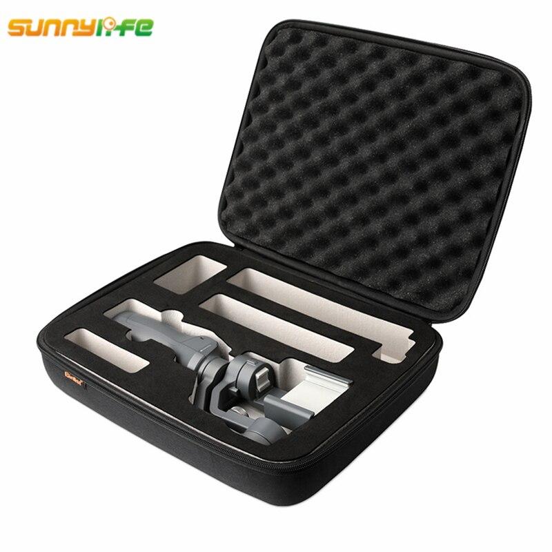 Осмо мобильный DJI мобильный Осмо Чехол ручной Gimbal Чемодан для камеры портативный сумка для хранения DJI Осмо Мобильный 1 2