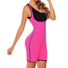 ETOSELL Slimming Women Shapers Full Body Neoprene Sauna Sweat Suits Ultra Waist Trainer Corsets Bodysuits Fitness Shapers