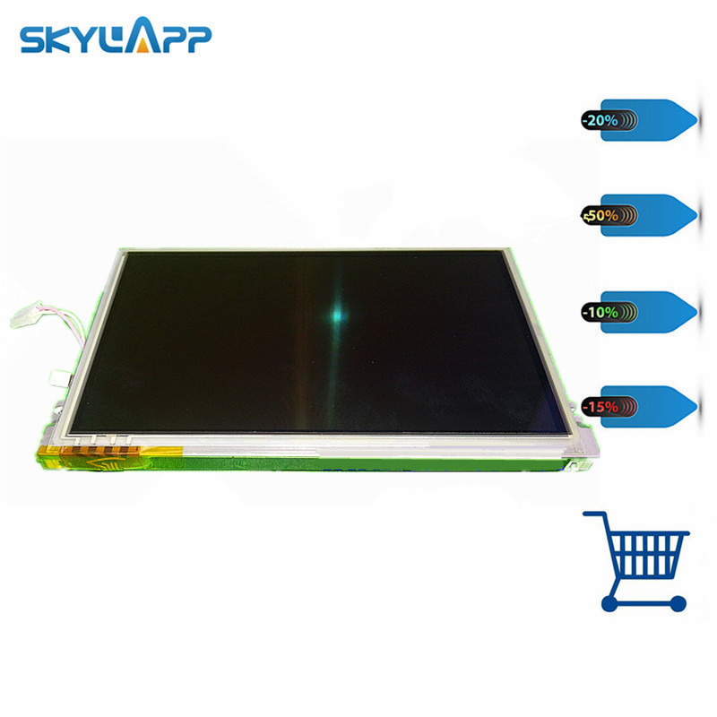 Skylarpu 5.6 inch TFT LCD screen for LVM056WSD LVM056WSD-LA industrial LCD display screen panel Repair Free shipping 8 1 inch lm081hb1t01b industrial lcd display screen display internal screen ccfl back free delivery