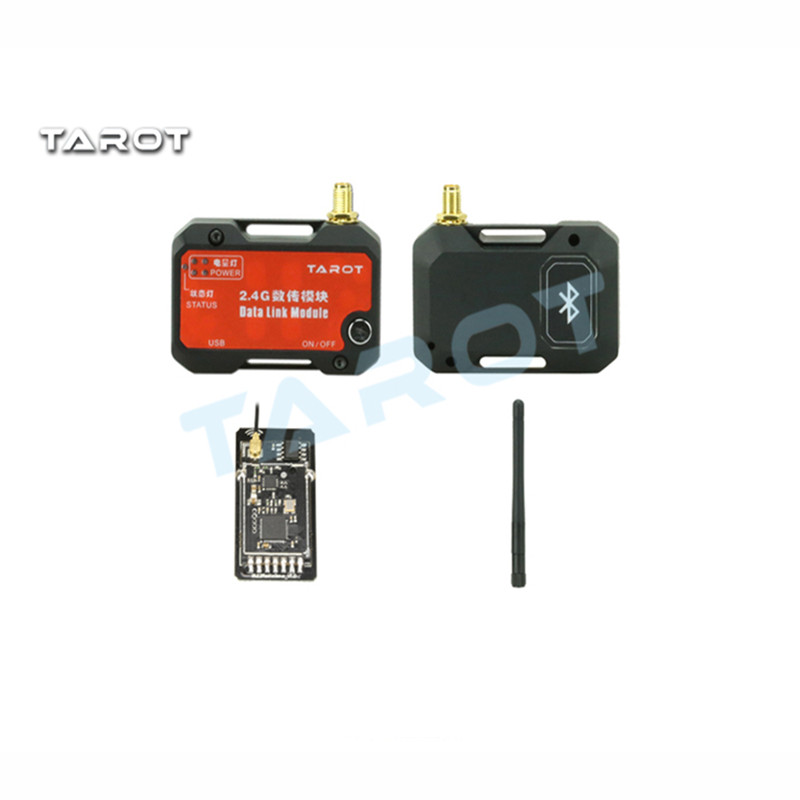 Tarot-RC ZYX-BD 2.4G Bluetooth Data Transmission Module with 5.8G Antenna for ZYX-M Flight Controller Quadcopter Drone RC FPV ZY цена 2017