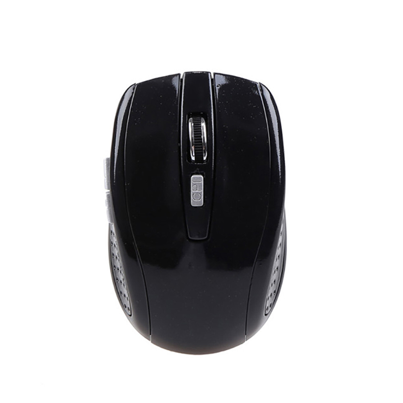 Rechargeable Wireless Mini Bluetooth 3.0 6D 1600DPI Optical Gaming Mouse Mice for Laptop Futural Digital Drop Shipping JULL20