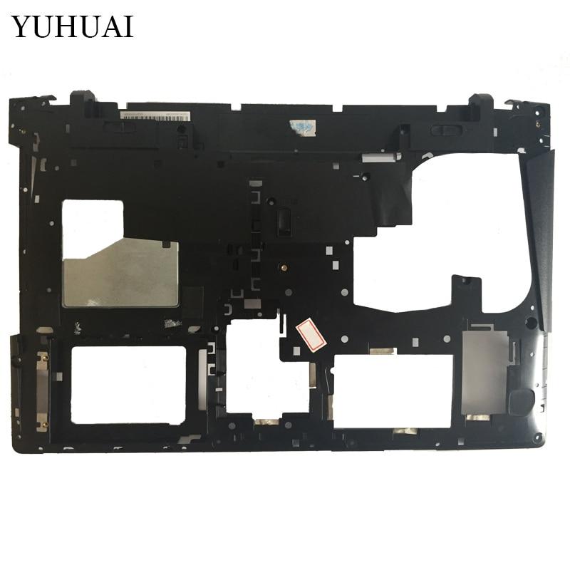 New Laptop Bottom Base Case Cover For Lenovo Y510P Y500 Black