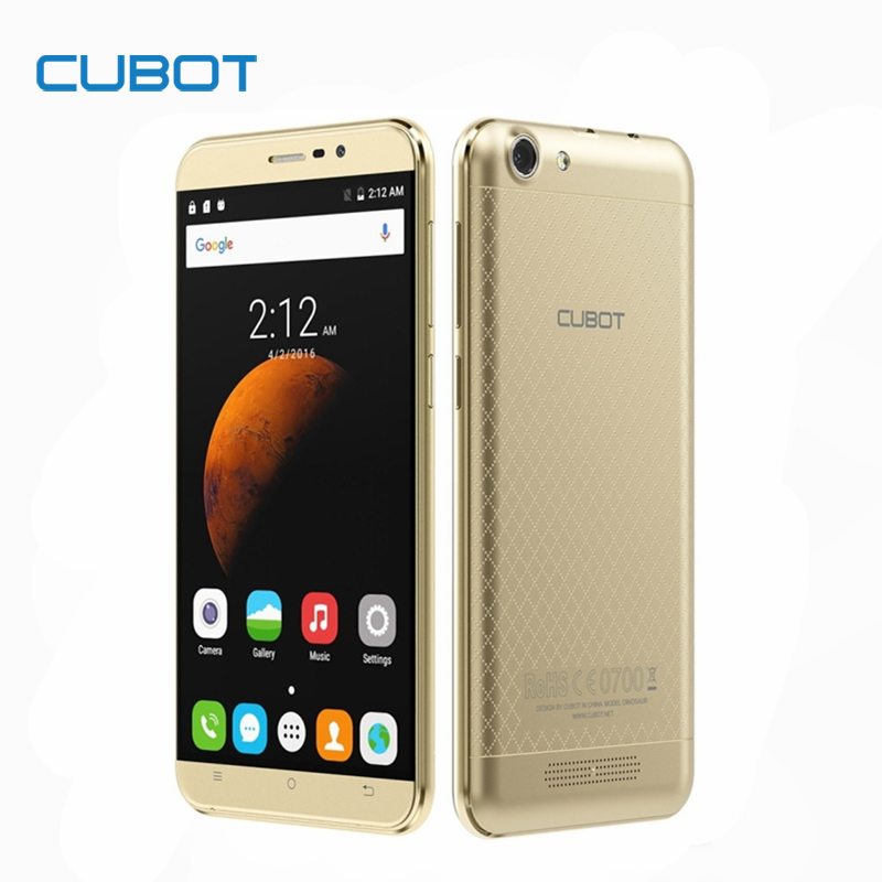 Cubot Dinosaur MTK6735A Quad Core 5 5 Inch Android 6 0 Smartphone 3GB RAM 16GB ROM