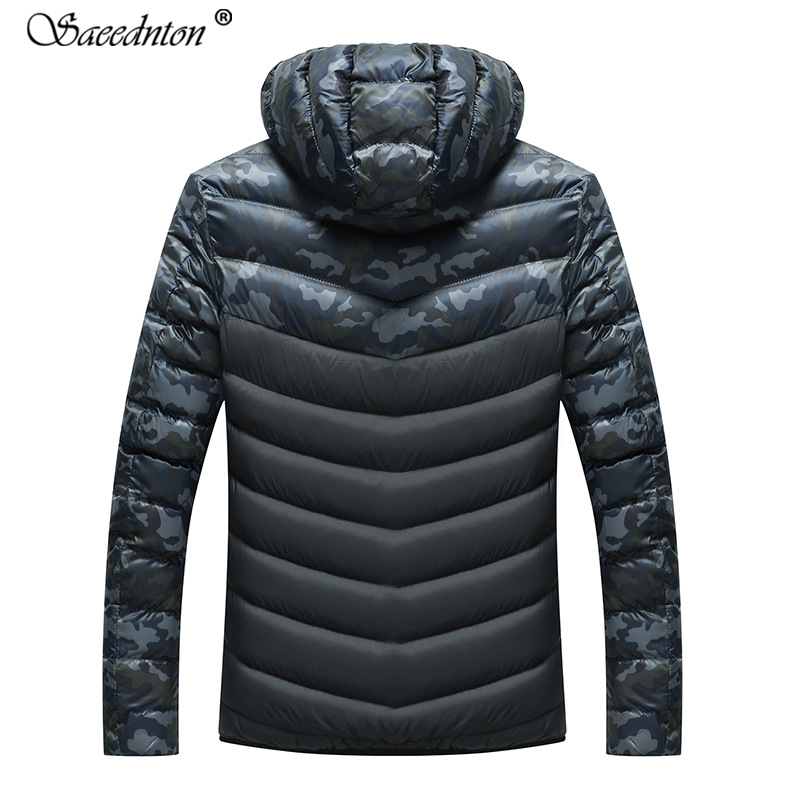 2019 High Quality 90 White Duck Thick Down Jacket Men Coat Snow Parkas Male Warm Brand Clothing Winter Down Jacket Outerwea in Down Jackets from Men 39 s Clothing