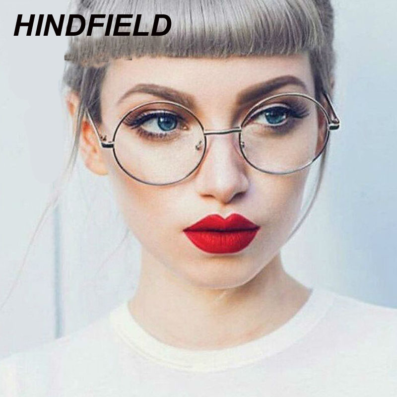 523cdf0bfe Classic Round Clear Lens Nerd Frames Men Women Fake Glasses Eyeglasses  Frame Vintage Reading Eyewear