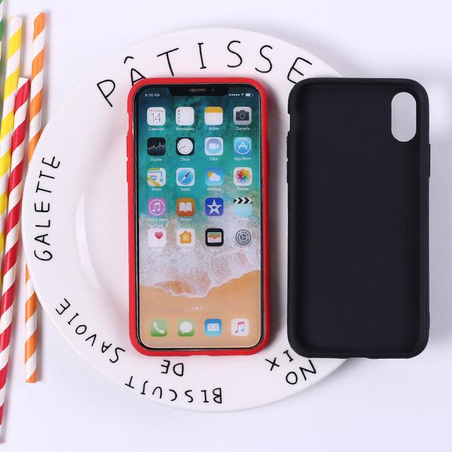 Cute Cartoon Cases For Apple iphone