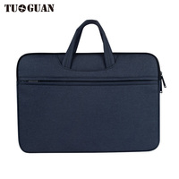 TUGUAN Men Women Laptop Bag Waterproof Portable Handbag Computer Case Briefcases Notebook Bag Air Pro By