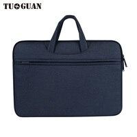 TUGUAN Men Women Laptop Bag Waterproof Portable Handbag Computer Case Briefcases Notebook Bag Air Pro By