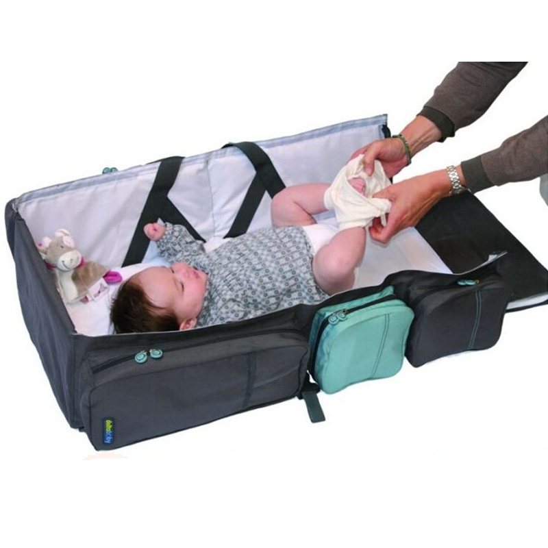 New baby cradle 2 in 1 travel bed baby letto infantile - Letto portatile ...