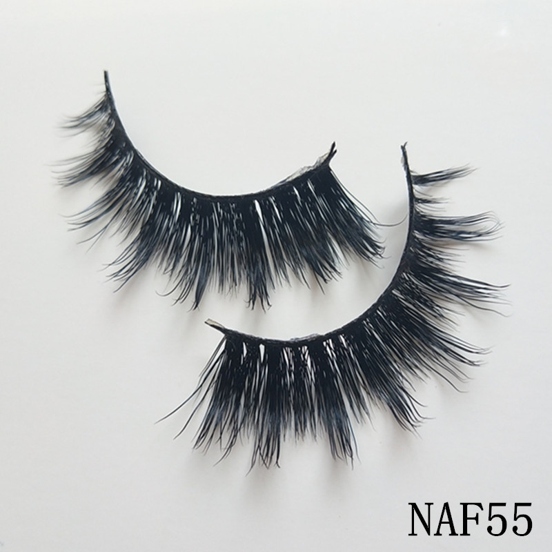 Beauty Essentials Beauty & Health Mink Eyelashes Beauty Top Quality Luxury Wholesale 100% Real Mink Ups Free Shipping 1000pairs 3d Mink Lashes Vendor Supplier