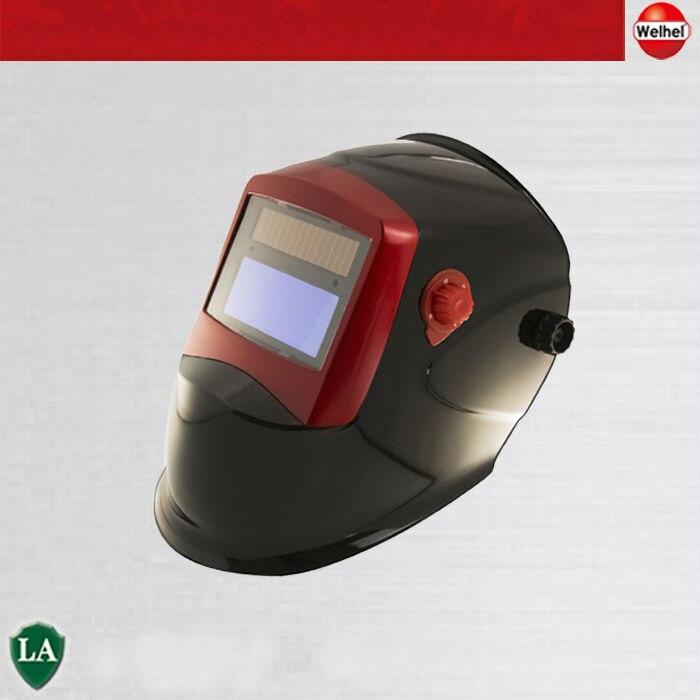 Welhel capacete de soldagem cap capacete de soldagem para a soldagem de alta qualidade utilizados na China De Soldadura Aeroespacial - 5