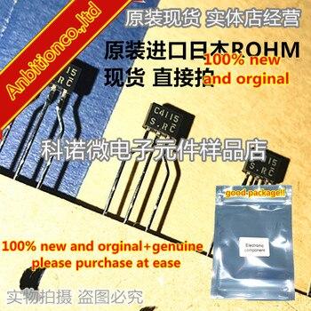 10 шт. 100% новый и оригинальный 2SC4115 C4115 2SC4115S-R TO-92 низкочастотный транзистор в наличии