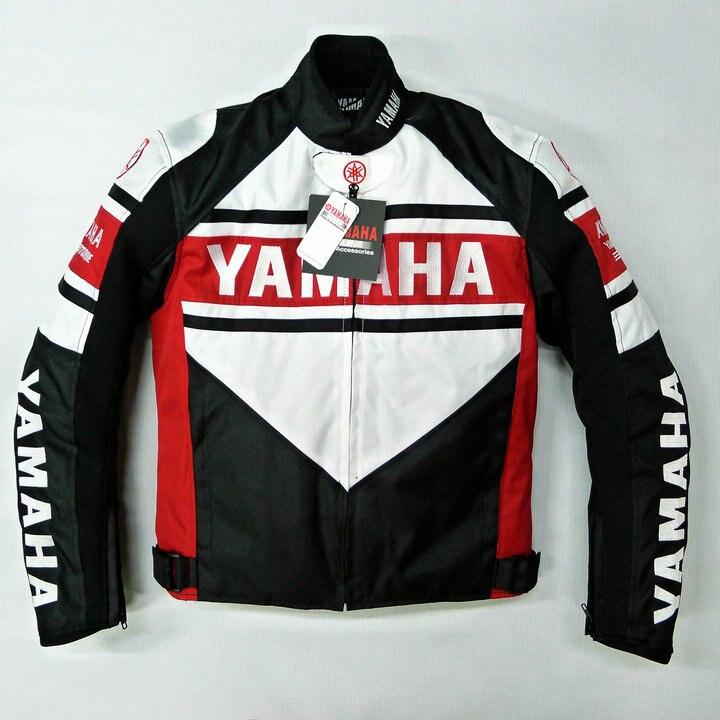 2017 moto équitation veste de protection MotoGP veste de course pour YAMAHA hiver automobile course vêtements moto vêtements
