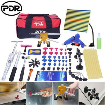 PDR Tools Car Body Dent Hail Repair Removal Paintless PDR Tools Dent Lifter Line Board