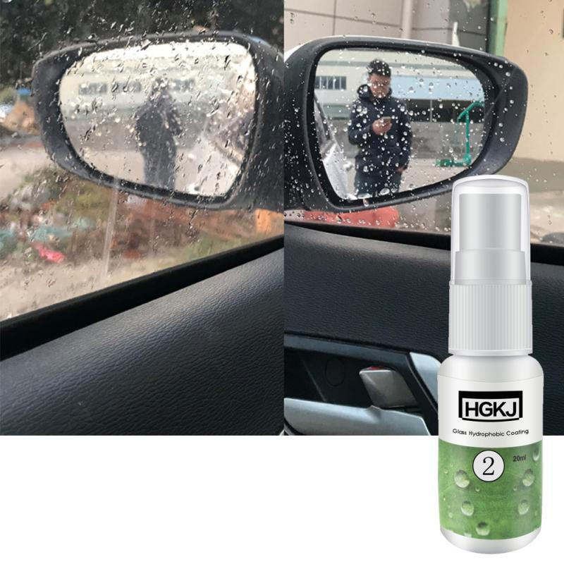 <font><b>20ml</b></font> , 50ml Multifunctional <font><b>Car</b></font> Windshield <font><b>Glass</b></font> <font><b>Nano</b></font> <font><b>Hydrophobic</b></font> Coating Waterproof Agent image