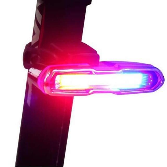 Передний и задний велосипедный фонарь с зарядкой через USB, светодиодный задний фонарь на литиевом аккумуляторе для велосипеда, светильник для шлема, крепление, велосипедные аксессуары