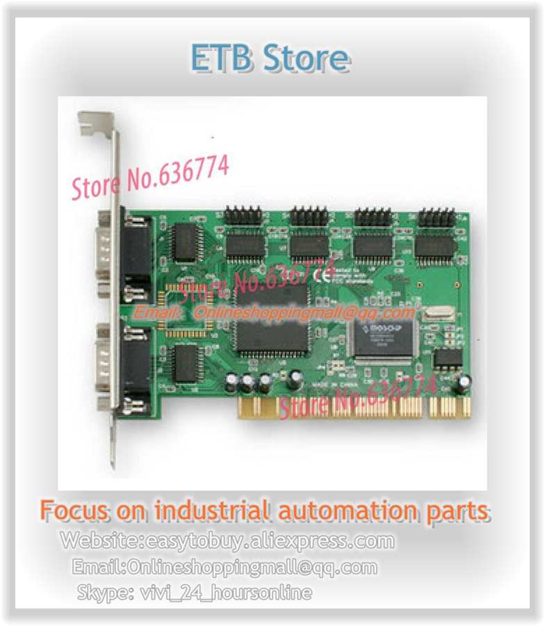 PCI Serial Port card RS232 card 9 pin COM PCI 6 9845-6S