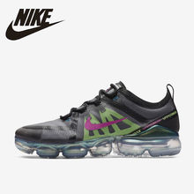 Nike air VaporMax 2019 Running Shoes For Men Outdoor Sneakers Lightweight Breathable AT6810 001(China)