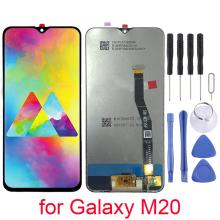 Galaxy digitizer M20 Samsung