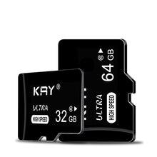 купить!  Карта памяти большой емкости 128 ГБ 64 ГБ 32 ГБ 16 ГБ 8 ГБ SD TF карта Флэш-карта Class10 8 16 32 64