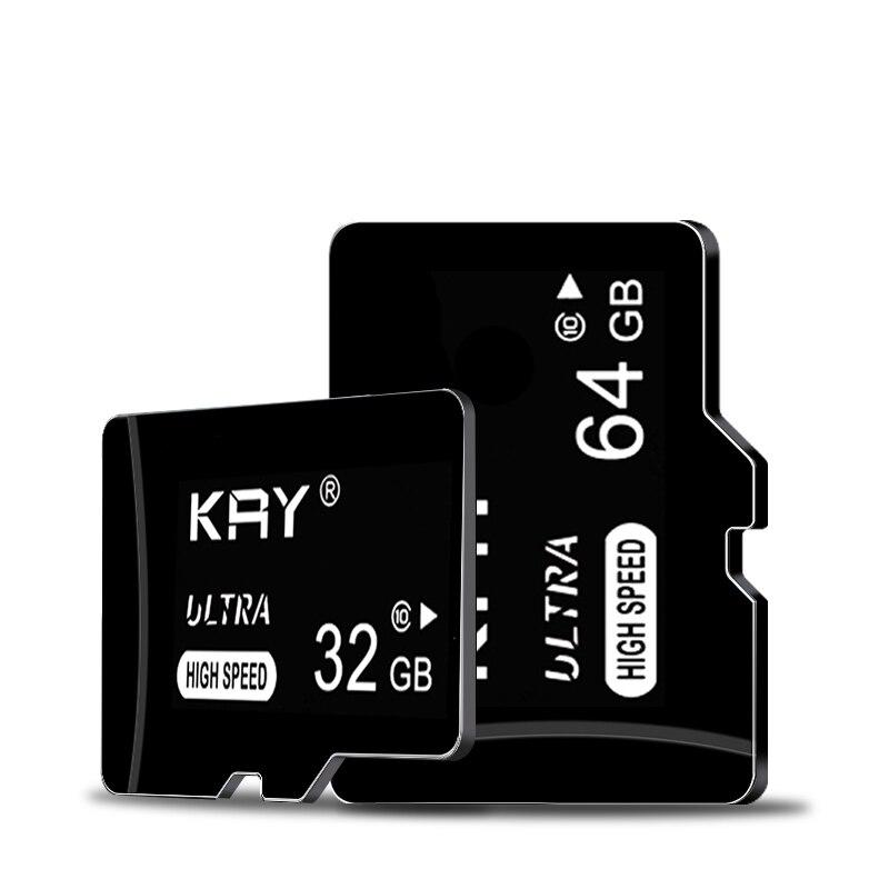 Microsd Memory Card 128GB 64GB 32GB 16GB 8GB Micro SD TF Card 8 16 32 64 128 GB C10 Flash Card Cartao De Memoria With Adapter