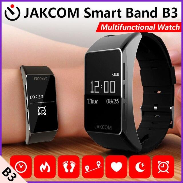 Jakcom B3 Smart Watch Новый Продукт Мобильный Телефон Корпуса, Как Для Ipod Классический 160 ГБ S4 Для Xiaomi Mi5 Керамические