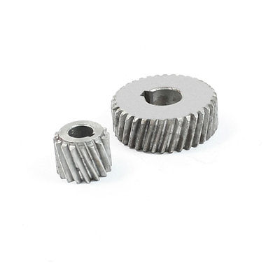 Repair Part Spiral Bevel Gear Pinion Set for Hitachi 4SB2 Marble Machine