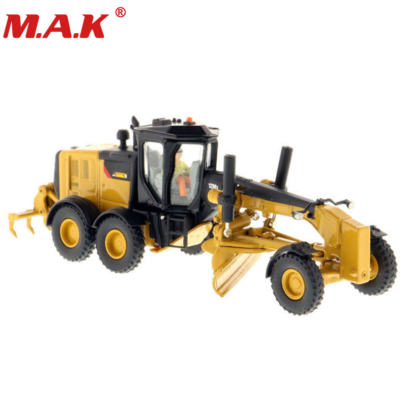 collection diecast model car DM 1:87 scale 12M3 motor grader-high line series 85520 truck model kids children toys gifts