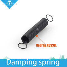 10Pcs lots Reprap Kossel delta Rostock putt tension spring damping spring for 3D printer accessories