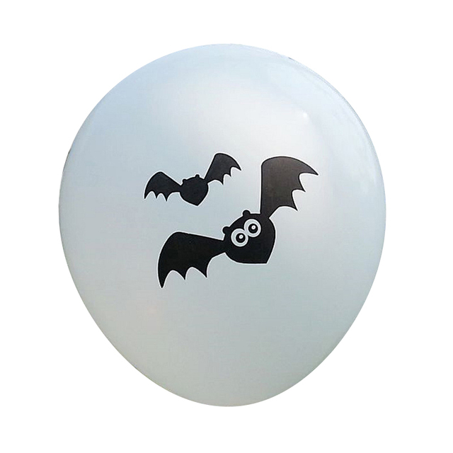 Halloween Themed Latex Balloon
