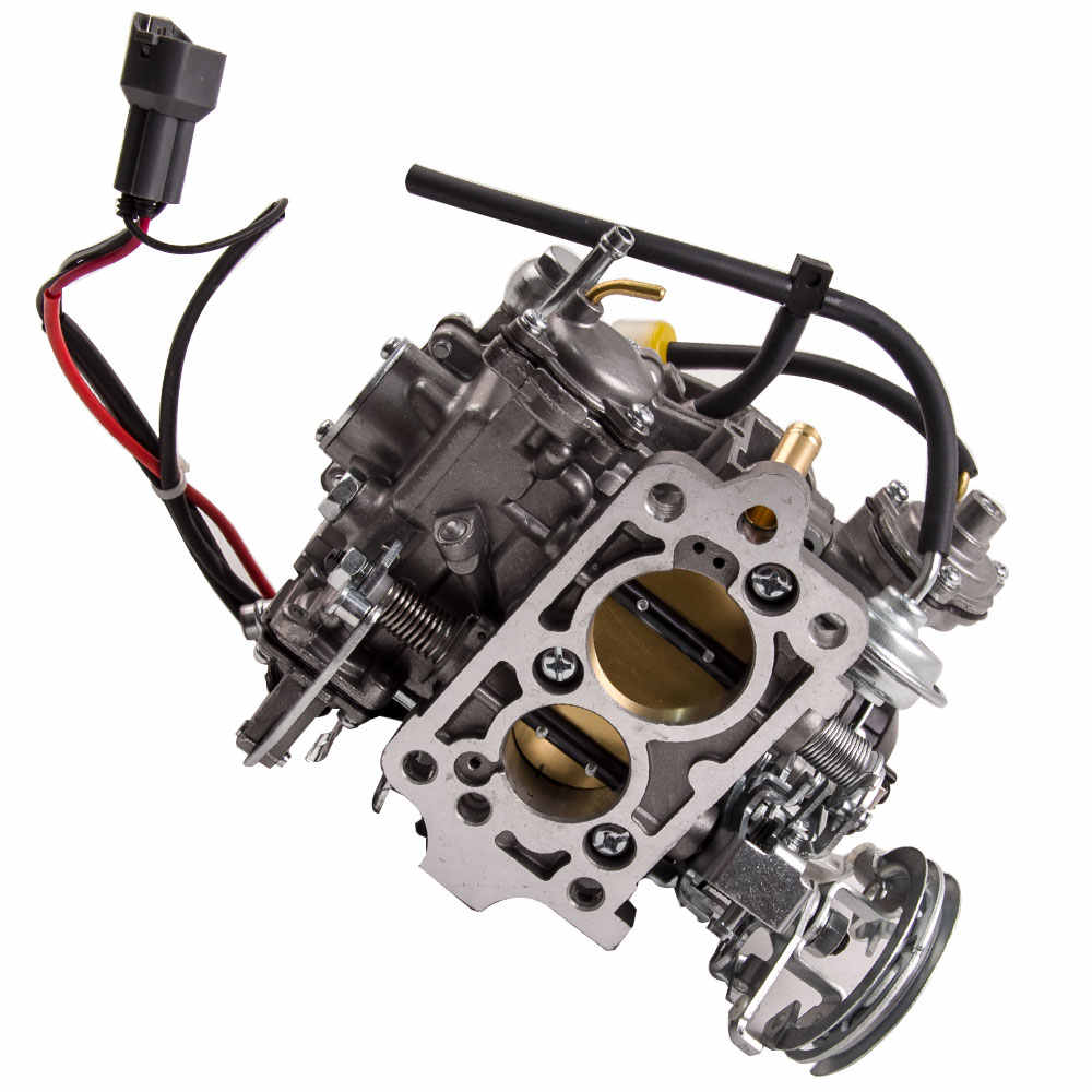 small resolution of carburetor carby fit toyota 22r style engines 4runner replace carb 21100 35520 for electric choke