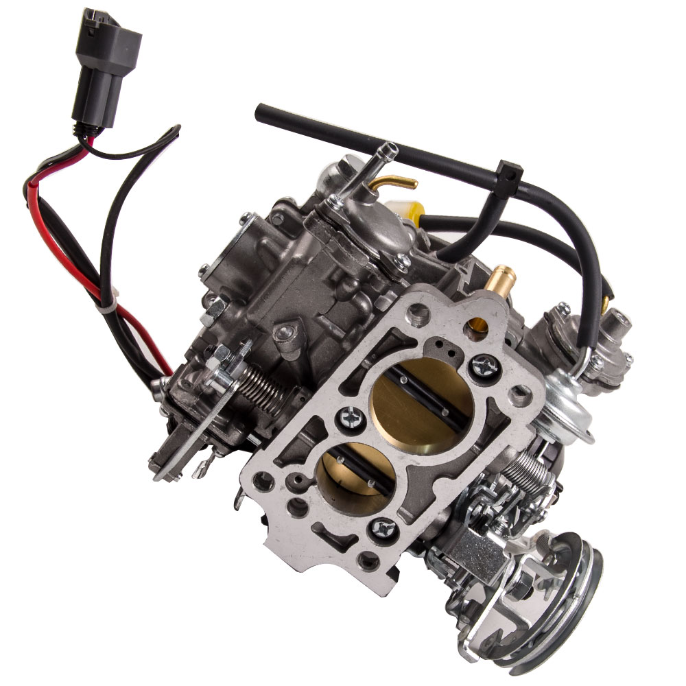 Карбюратор Carby Fit Toyota 22R Стиль двигателей 4runner заменить Carb 21100 35520 для электрический дроссель 4runner Celica 21100 35520