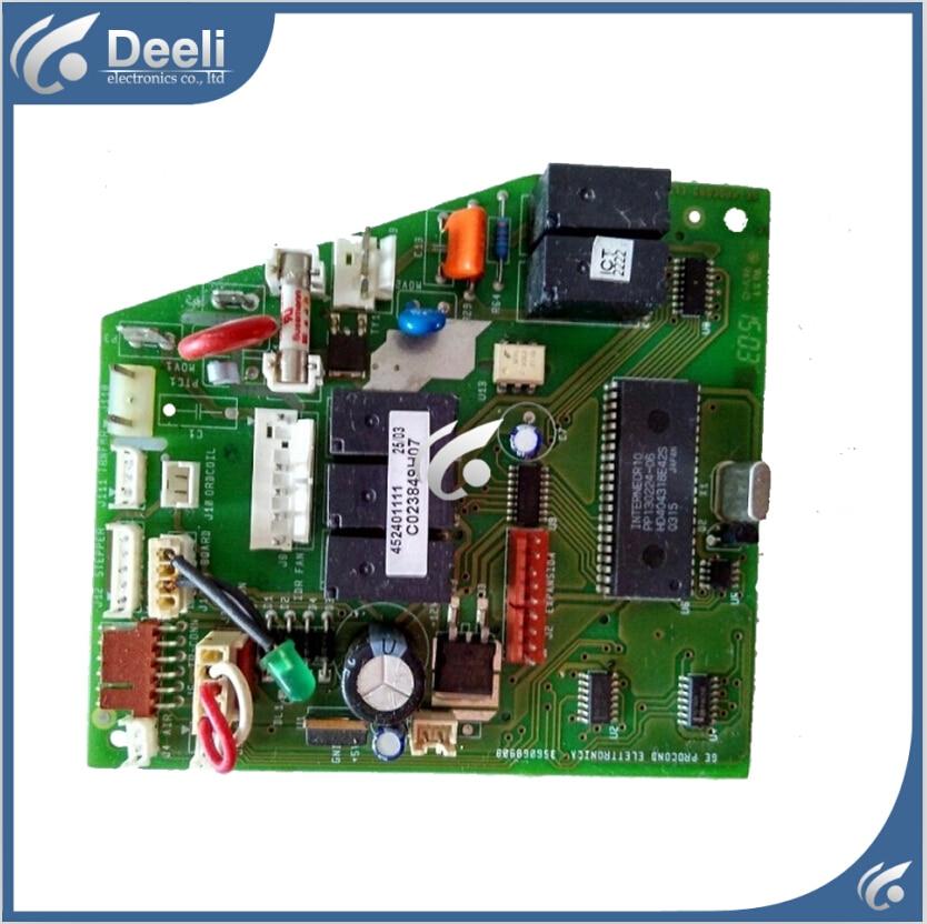 95% Nieuwe Originele Voor Airconditioning Computer Board Business Unit Pc Board C023849H07 452401111