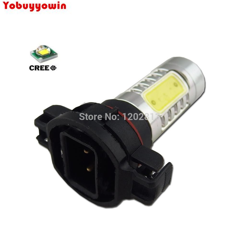 Free Shipping 2pcs Cree Chip 30w Ps19w Ps24w H16 High Power Led Facelift For Audi A3 S3 8p Canbus Lampen Car Car Headlight Bulbs(led)