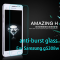 For Samsung Galaxy Grand Prime (G5308W) Anti-Burst Tempered Clear Glass Protective Film Glass Screen Protective Free Shipping