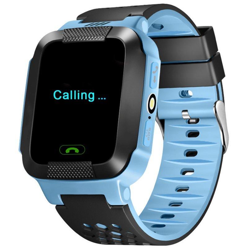 1.22 Inch Mi Q90 GPS Phone Positioning Children Watch WIFI SOS Smart Watch Baby Q80 Q50 Q60 Find Smartwatches