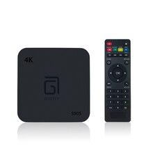 Hot Sale GOTiT S905 4K Android 6.0 1G/8G Media Player IPTV Receiver Pre-installed Smart TV Kodi s