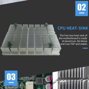 Image 5 - low cost intel celeron J1900 processor itx industrial motherboard 3*USB for vending machine