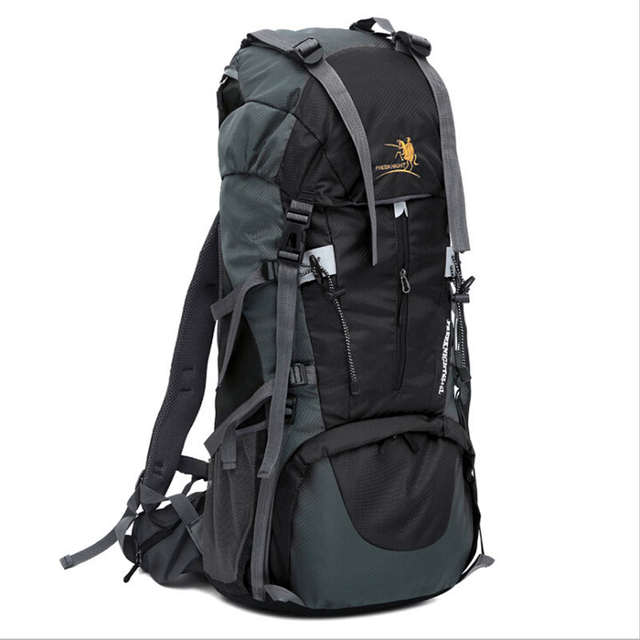 bf726cd0eb Outdoor Backpack 70L Outdoor Water Resistant Sport Backpack Hiking Bag  Camping Travel Pack Mountaineer Climbing Sightseeing