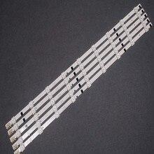 UA32F4088AR CY-HF320AGEV3H UE32F5000 LED strip D2GE-320SC0-R3 2013SVS32H 9 REV1.8 5 pieces/lot 9 LED 650mm D2GE-320SCO-R3