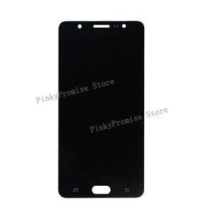 Image 4 - LCD Ekran Samsung J7 MAX Ekran dokunmatik panel sayısallaştırıcı Meclisi Yedek Parçalar SAMSUNG G615 LCD ekran