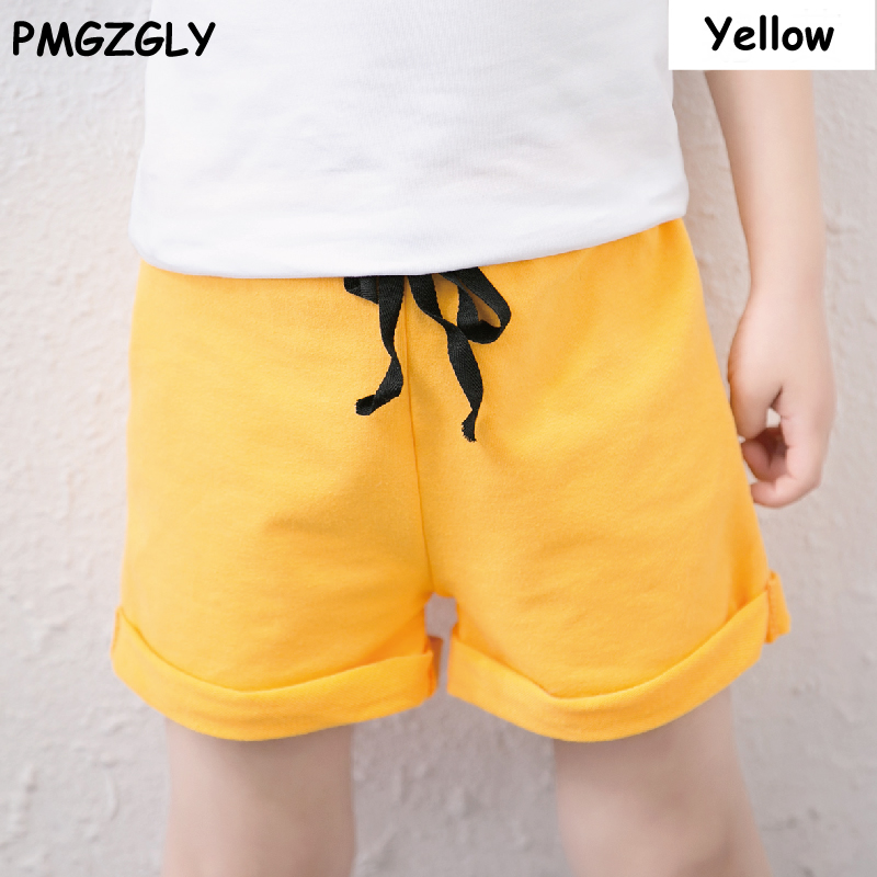 Hot-sale Discount Children Kids Shorts Fashion Kids Beach Shorts for Boys Adjustable Breathable Big Girl Shorts Thin Baby Clothe